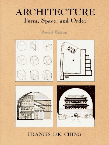 9780442017927: Architecture: Form, Space and Order