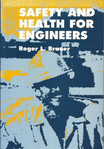 9780442018566: Safety and Health for Engineers