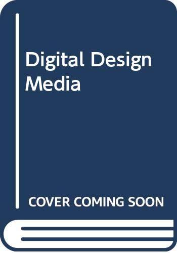 9780442019341: Digital Design Media (Architecture)