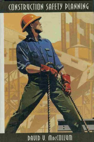 9780442019402: Construction Safety Planning (Industrial Health & Safety)