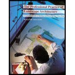 9780442019648: The Professional Practice of Landscape Architecture: A Complete Guide to Starting and Running Your Own Firm
