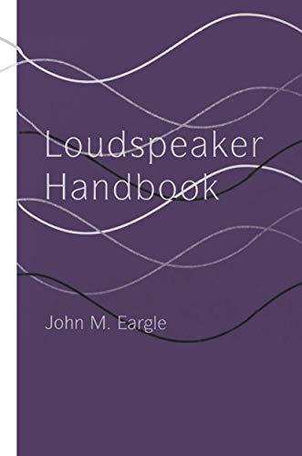 9780442020330: Loudspeaker Handbook