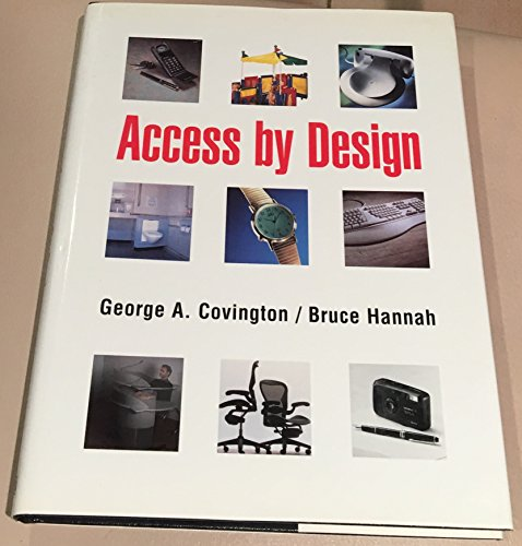 9780442021269: Access by Design (Interior Design)