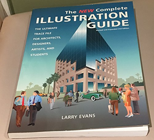 9780442022396: The New Complete Illustration Guide: The Ultimate Trace File for Architects, Designers, Artists, and Students