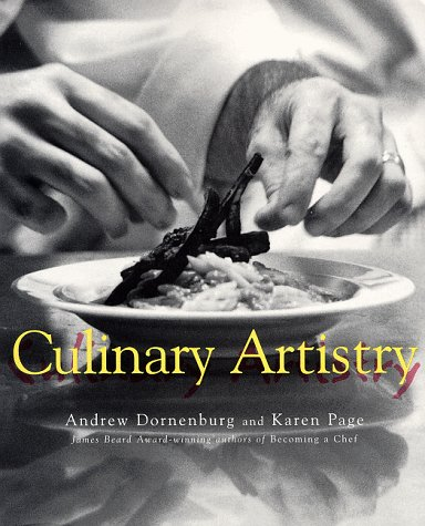 9780442023331: Culinary Artistry