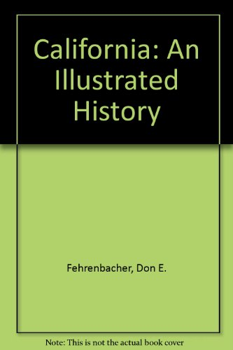 9780442023799: California: An Illustrated History