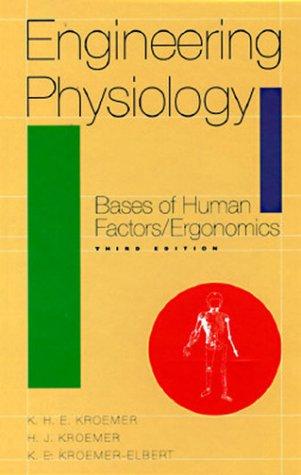 9780442023805: Engineering Physiology: Bases of Human Factors/Ergonomics