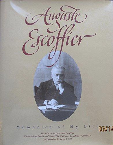 9780442023966: Auguste Escoffier: Memories of My Life