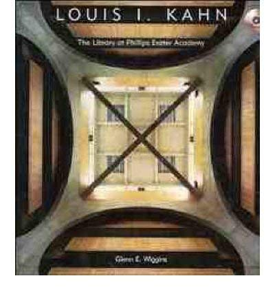 9780442025311: Louis I. Kahn: The Library at Phillips Exeter Academy