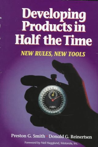 9780442025489: Developing Products in Half the Time