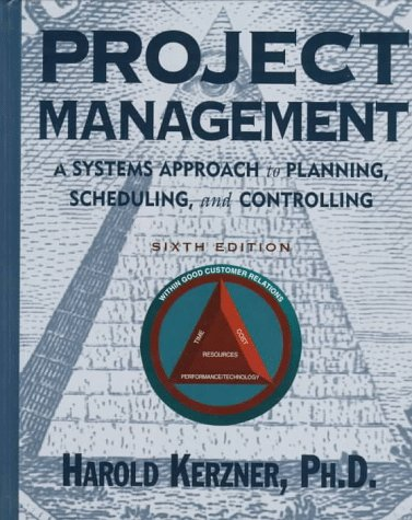 9780442025519: Project Management: A Systems Approach to Planning, Scheduling, and Controlling