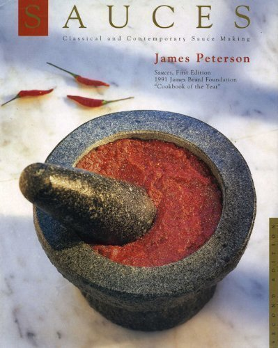 9780442026158: Sauces: Classical and Contemporary Sauce Making
