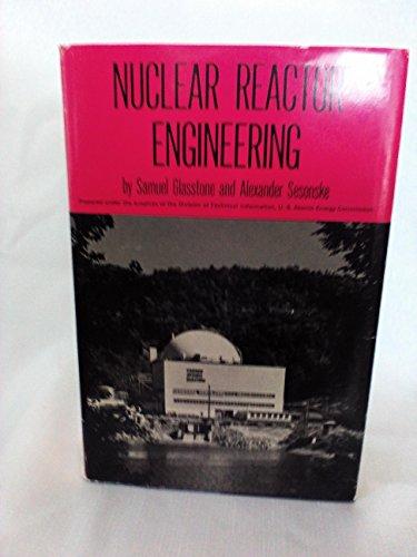 9780442027148: Nuclear Reactor Engineering