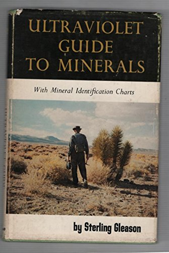 9780442027216: Ultraviolet Guide to Minerals With Mineral Identification Charts