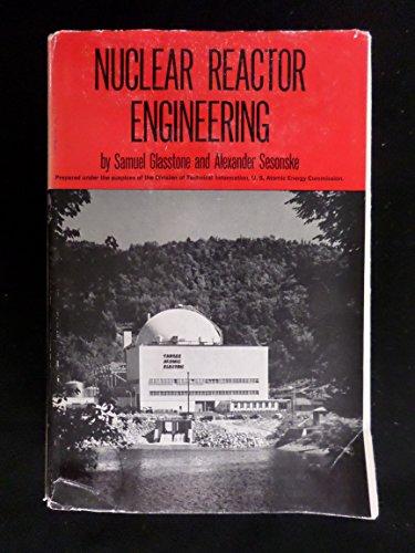 9780442027254: Nuclear Reactor Engineering
