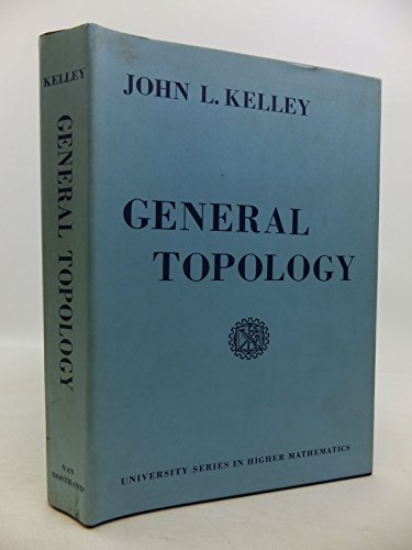 9780442043025: General Topology (The University Series in Higher Mathematics)