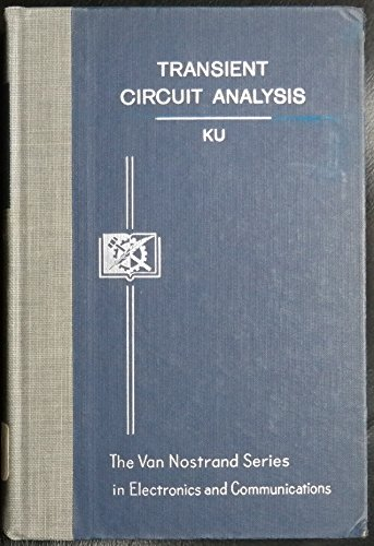 9780442045425: Transient Circuit Analysis