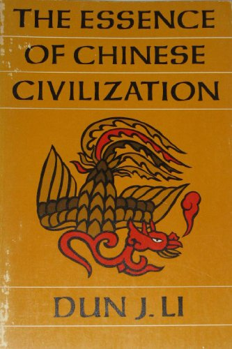9780442047887: Essence of Chinese Civilization: Selected Readings and Commentary
