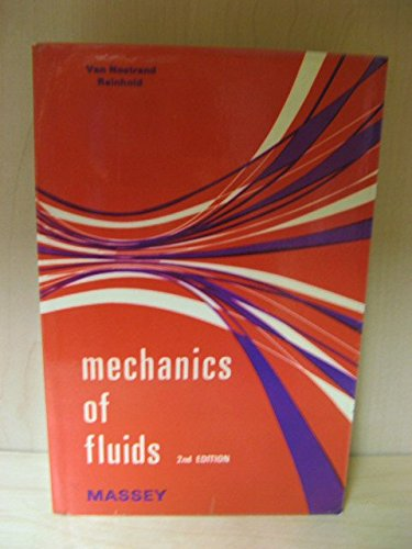 Stock image for MECHANICS OF FLUIDS 2nd Edition for sale by PERIPLUS LINE LLC