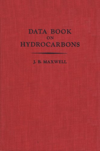9780442051808: Data Book on Hydrocarbons (Esso)