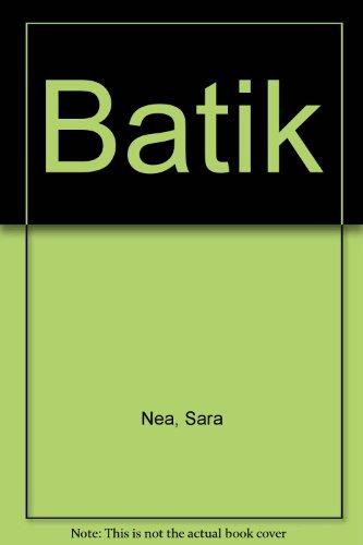 9780442059415: Batik