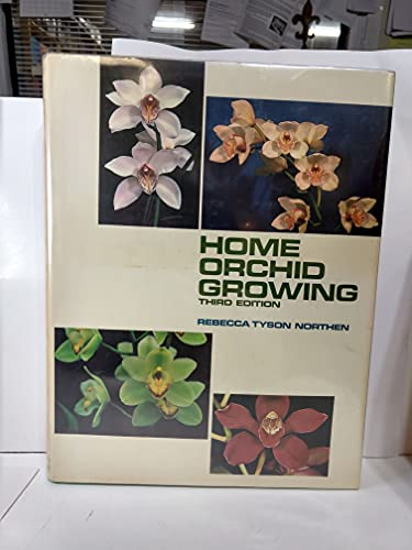 9780442060640: Home Orchid Growing