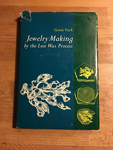 9780442063856: Jewelry Making By the Lost Wax Process