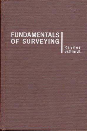 9780442068523: Fundamentals Of Surveying