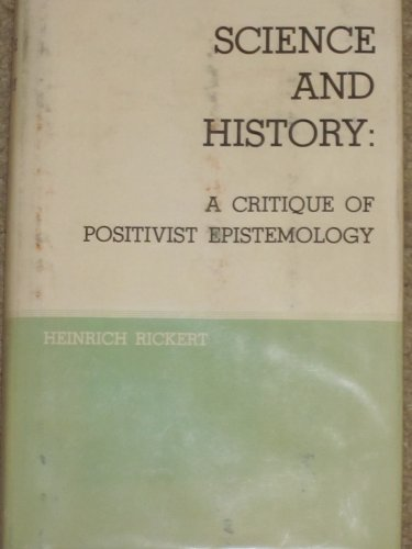 9780442069353: Science and History