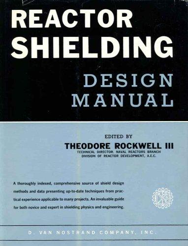 Reactor Shielding Design Manual: Rockwell III, Theodore