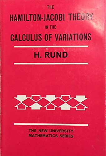Hamilton-Jacobi Theory in the Calculus of Variations: H. Rund