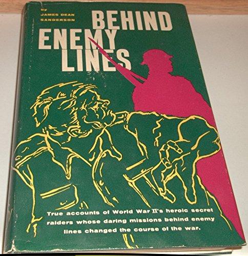 9780442073503: Behind Enemy Lines