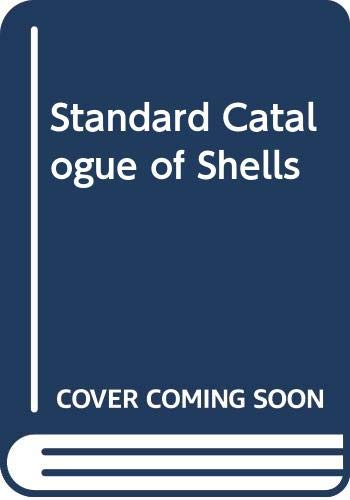 Standard Catalogue of Shells (0442091648) by R.J.L. Wagner; R.Tucker Abbott