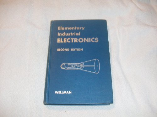 9780442093105: Elementary Industrial Electronics