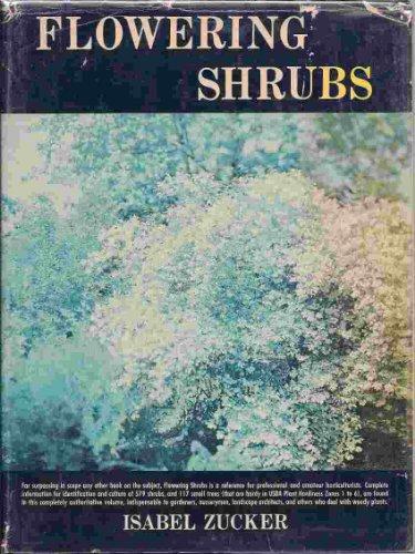 9780442096311: Flowering Shrubs