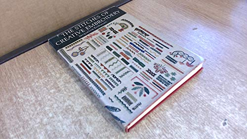 9780442110871: The Stitches of Creative Embroidery