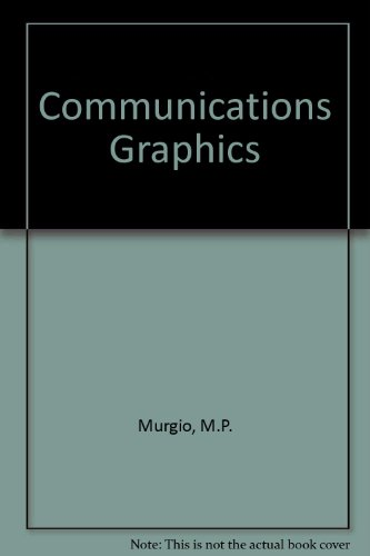 9780442113322: Communications Graphics