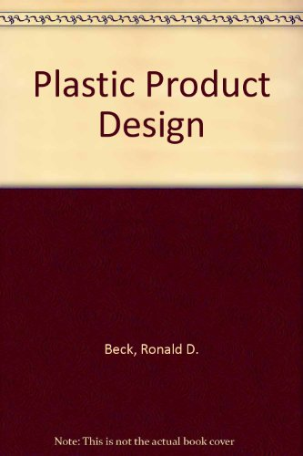 9780442156176: Plastic Product Design