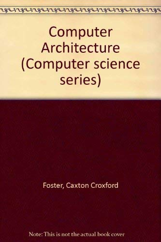 9780442156398: Computer Architecture