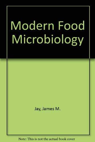 9780442176266: Modern Food Microbiology