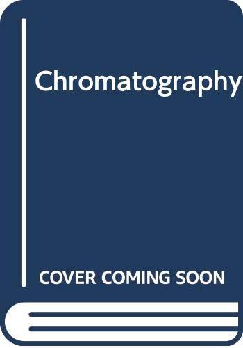 9780442176402: Chromatography