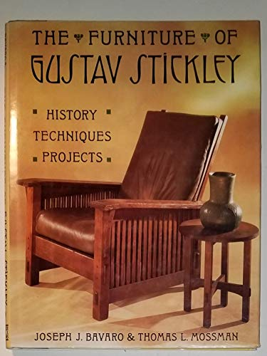 9780442200534: The Furniture of Gustav Stickley: History, Techniques, Projects