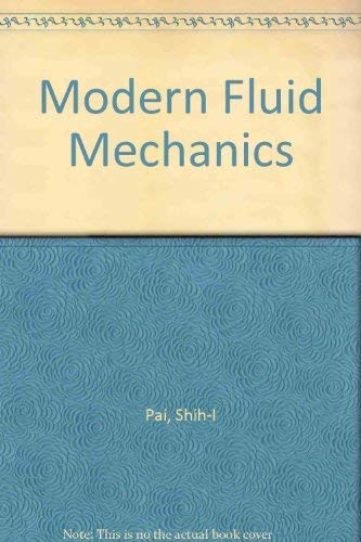 9780442200756: Modern Fluid Mechanics