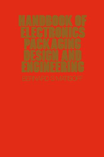 9780442201715: Handbook of Electronics Packaging Design and Engineering