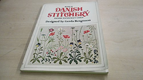 9780442201791: Book of Danish Stitchery: Danish Handcraft Guild