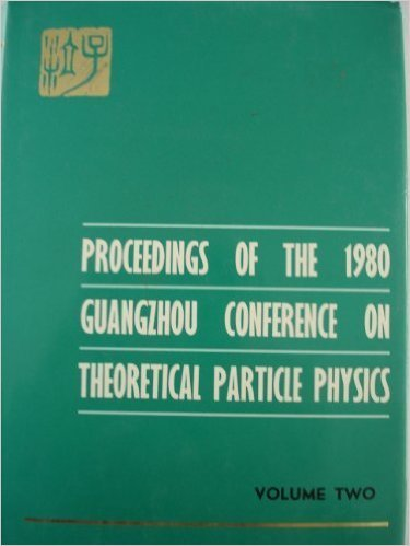9780442202736: Theoretical Particle Physics: Conference Proceedings