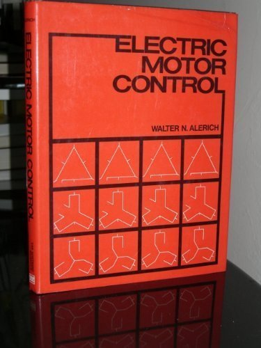 9780442203122: Electric Motor Control