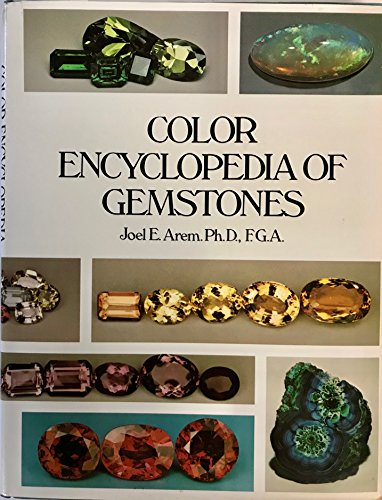 9780442203337: Color Encyclopedia of Gemstones