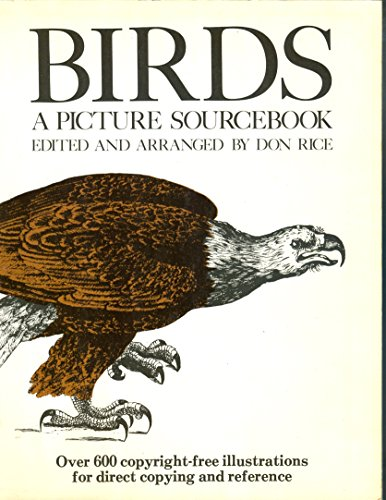9780442203955: Birds: A Picture Source Book