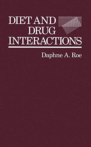 9780442204877: Diet and Drug Interactions